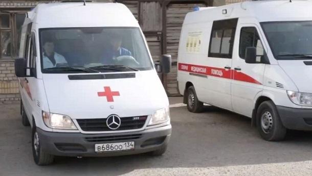 99-летняя женщина чуть заживо не сгорела на пожаре в Волгограде