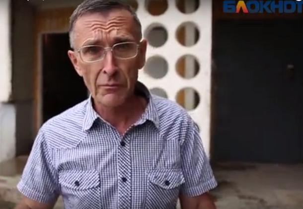 В любой момент наш дом может взорваться, - житель Дзержинского района Волгограда
