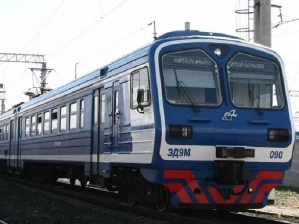 ВВолгоградской области навремя именится график движения 2-х электричек