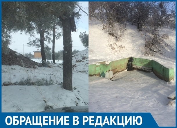 Жители поселка Горная Поляна в Волгограде остались без воды