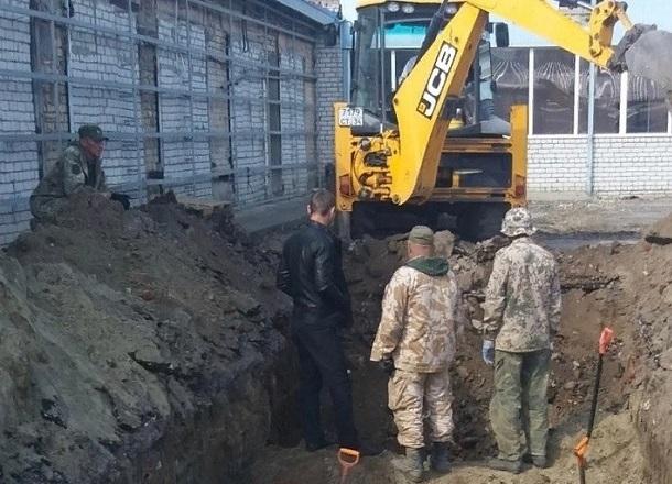 Массовое захоронение с 800 солдатами вермахта обнаружили в Волгограде