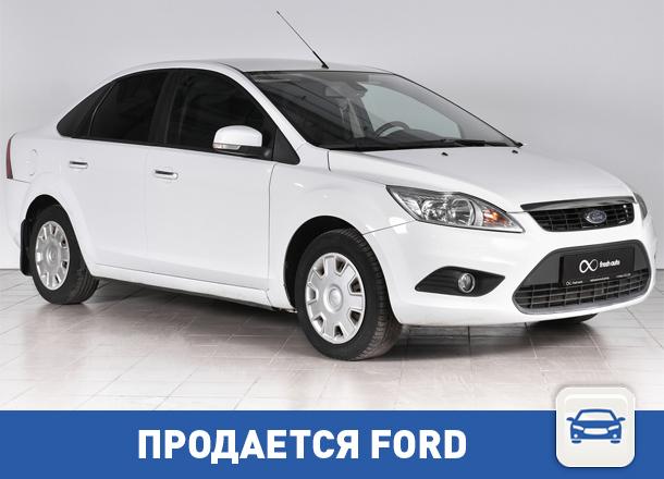 Продается Ford Focus 2011 года в Волгограде