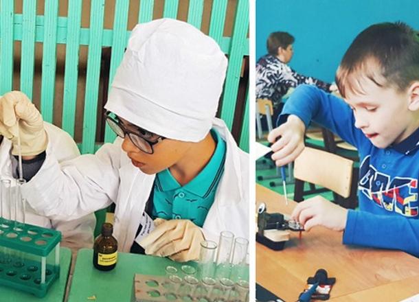 В Волгограде есть место, где дети бесплатно занимаются наукой, исследованиями и воплощают мечты в реальность