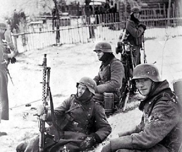 20 января 1943 года – Паулюс официально признал катастрофическое положение немецкой армии под Сталинградом