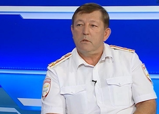 Глава Волгоградского УГИБДД Виктор Григоров ушел вотставку