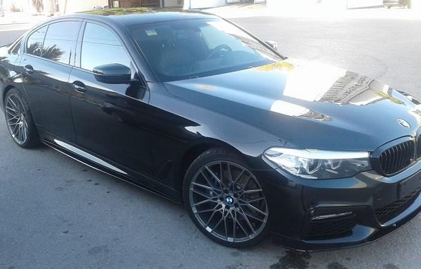 Продается мощная BMW