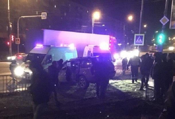 Массовую аварию на юге Волгограда назвали «боулингом из авто»