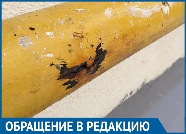 Жилой дом на юге Волгограда чуть не взлетел на воздух из-за дыры в газовой трубе