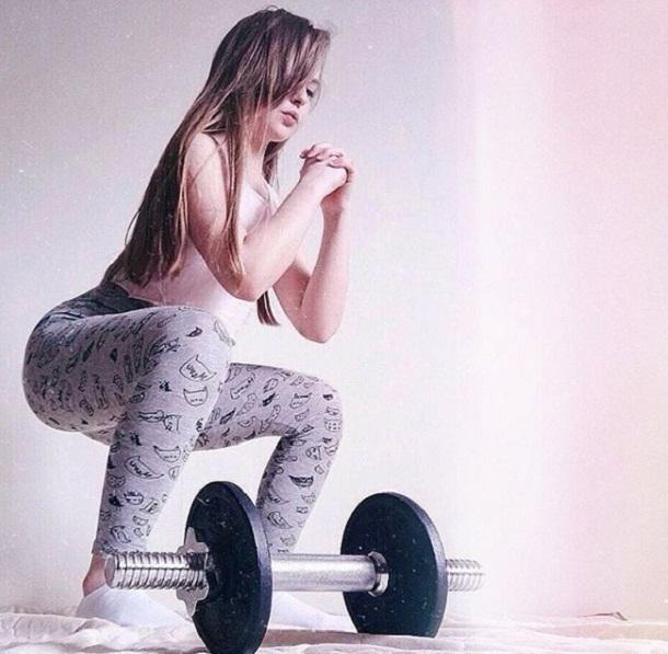 15-летняя волгоградка победила анорексию и стала звездой Интернета