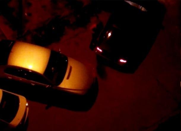 В Волгограде сняли на видео мастера парковки 80-го уровня