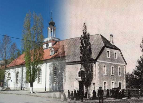 Тогда и сейчас: уникальный орган построенной на пожертвования Екатерины II немецкой церкви