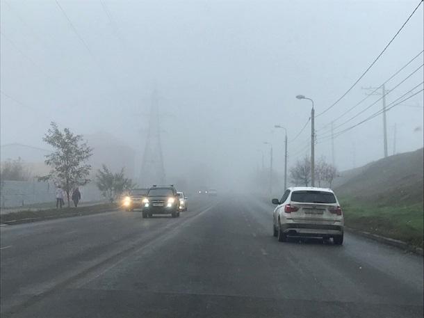 Мокрый снег и туман ожидаются в Волгограде 27 ноября