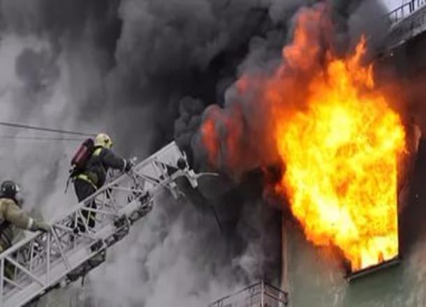 ВВолгоградской области из-за утечки газа ипожара пострадал шофёр «Лады»