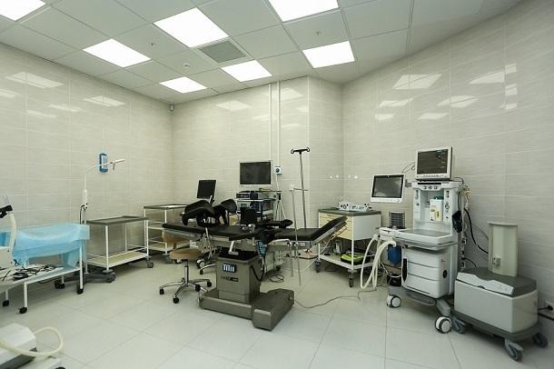40 млн рублей вложили в построенную академиком перинатальную клинику в Волгограде