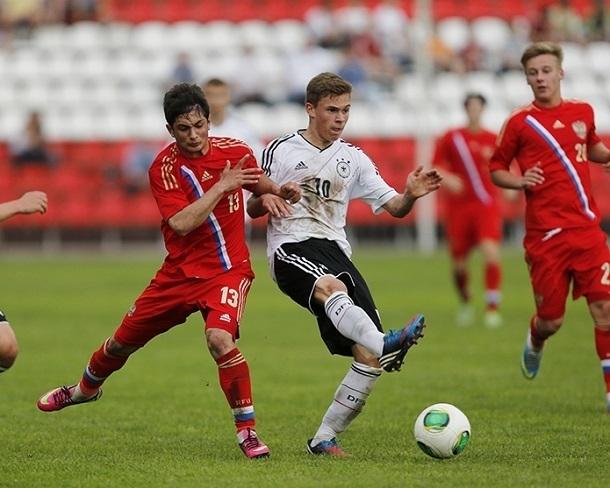 Подростки России и Германии сыграют в футбол в Волгограде