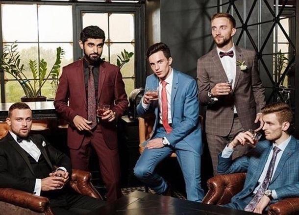 Мужская индивидуальность и стиль: в магазине мужских костюмов  Patrikman помогут найти свой образ на любое событие
