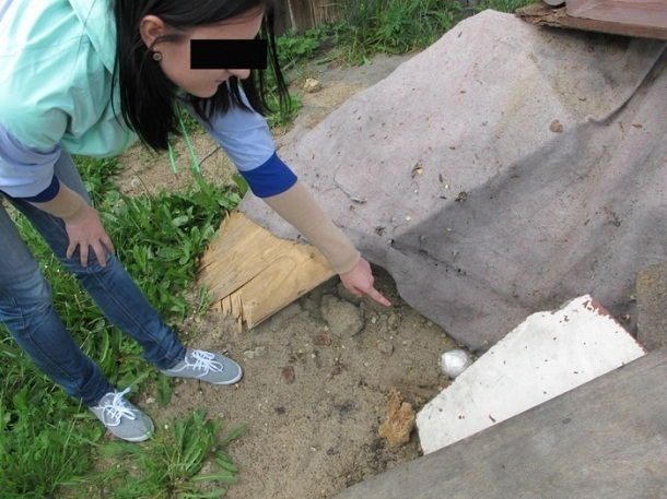 В Волгограде мать и дочь получили срок за раскладку наркотиков по тайникам