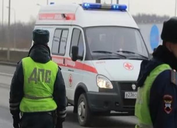 Шофёр «семерки» умер натрассе под Волгоградом, еще трое в клинике