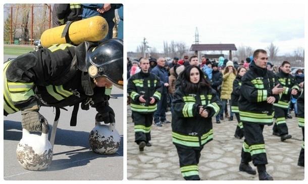 Пожарные и спасатели МЧС устроят флешмоб в центре Волгограда