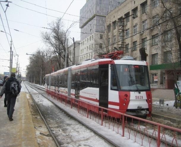 2 февраля трамваи и троллейбусы будут развозить волгоградцев по новому расписанию