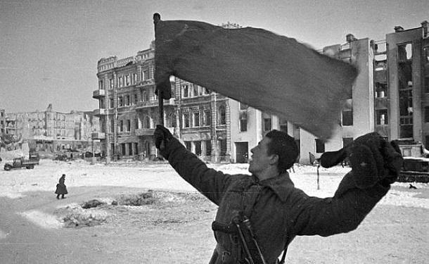 2 февраля 1943 года – Великая битва на Волге, длившаяся 200 дней и ночей, закончилась полной победой советских войск