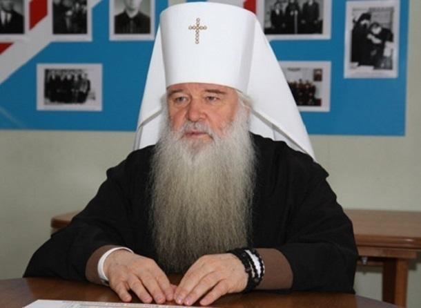 За дружбу со светской властью Волгоградскому митрополиту Герману вручили орден
