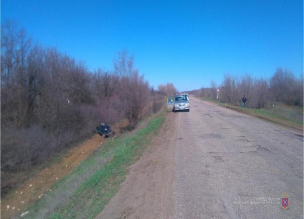 80-летний житель Волгоградской области «догнал» «Волгу»
