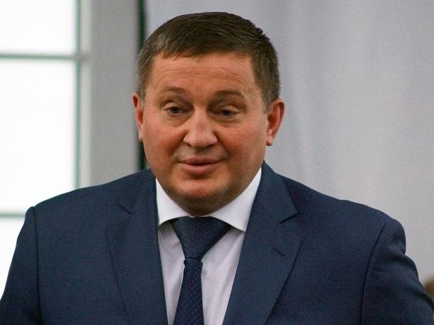 Губернатор Андрей Бочаров уже обживает банкротящийся завод «Красный Октябрь»