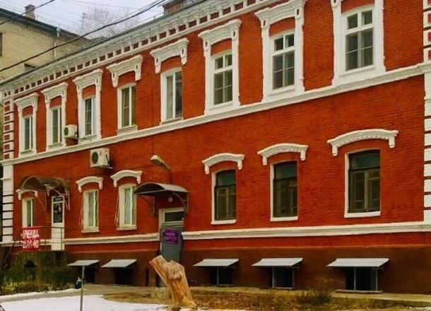 В Волгограде капитально отремонтировали 101-летний дом