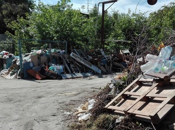 Крупная УК Волгограда за нежелание связываться с мусором собрала штраф в миллион рублей