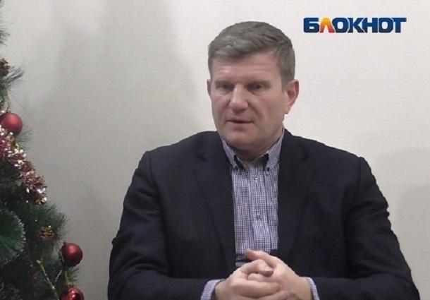 Из бюджета исчезли 100 млн, которые должны были помочь волгоградскому бизнесу, - Олег Савченко