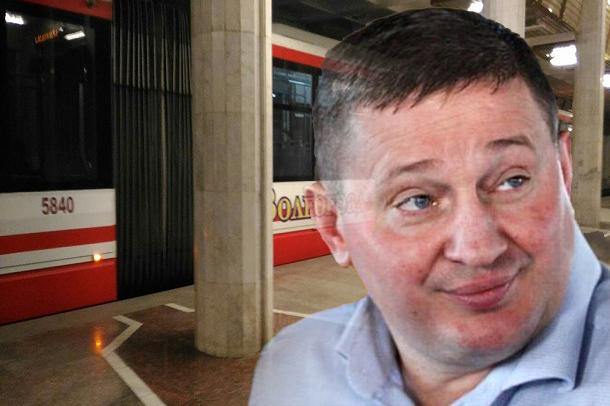 Трамвай до ВолГУ не продолжили из-за Бочарова, – волгоградский эксперт