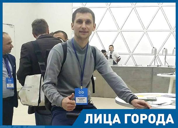 На волгоградских тротуарах нельзя встречаться двум инвалидам, - лидер волгоградских велосипедистов