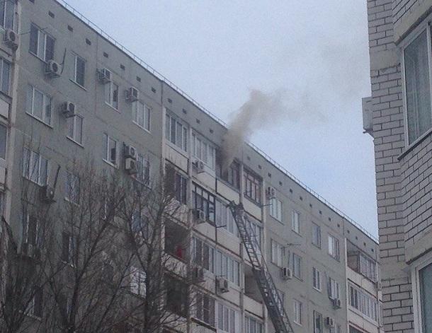 Женщина сгорела при загадочных обстоятельствах вквартире на9-м этаже вВолгограде