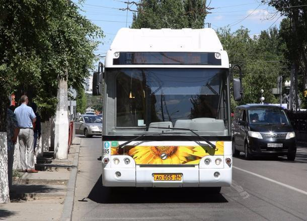 ВВолгограде пустили автобус, доставляющий студентов ктрем вузам вцентре