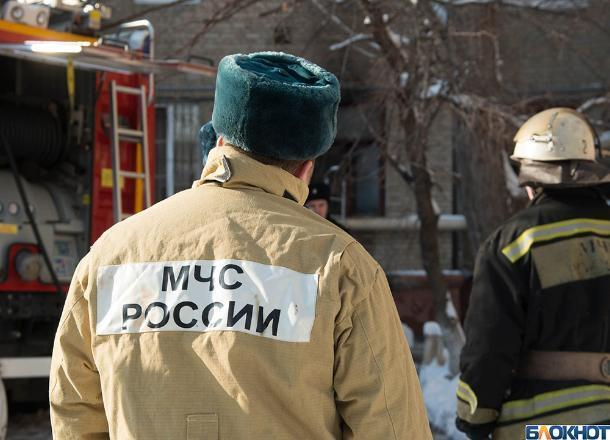 Двое человек погибли в огне в Городищенском районе