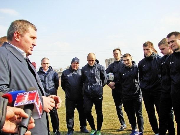 Андрей Бочаров отправил «Ротор-Волгоград» в Первую лигу