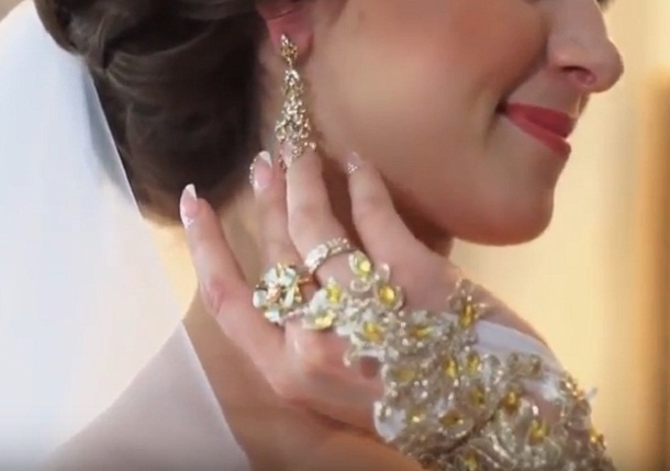 Пользователи соцсетей позавидовали шикарной цыганской свадьбе в Волгограде