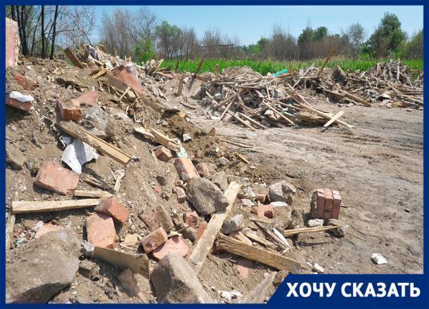 Администрация провоцирует экологическую катастрофу, – жители Калача-на-Дону