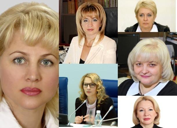 Блондинки управляют «Единой Россией» в Волгограде