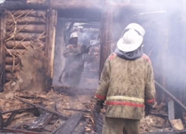 ВВолгоградской области впламени пострадали двое мужчин