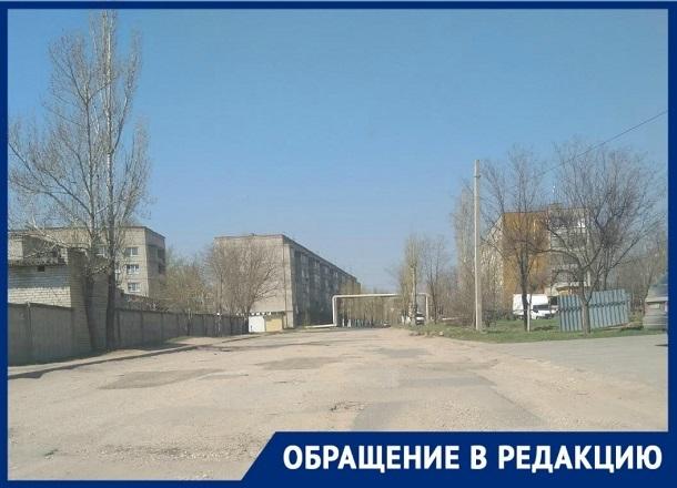 Все «временные меры» чиновников смыло дождем, - волгоградка о ремонте дорог  в Городище