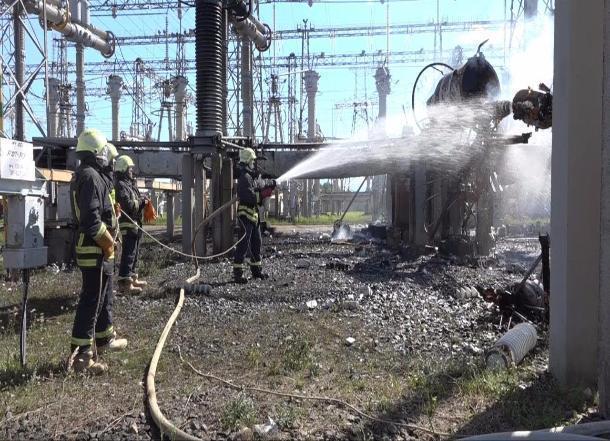 Энергетики подтвердили взрыв на трансформаторной подстанции в Волгограде