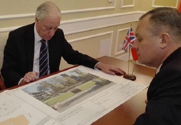 Площадь Волгограда и памятник героям Сталинградской битвы появятся в Великобритании