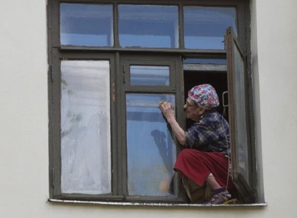 За 145 тысяч рублей отмоет свой фасад Волгоградский пенсионный фонд
