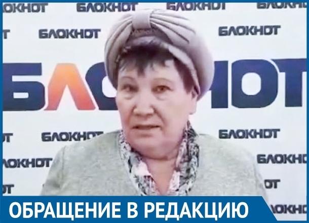 70-летнюю пенсионерку пытаются выжить из 4-комнатной квартиры в Волгограде родная дочь и зять