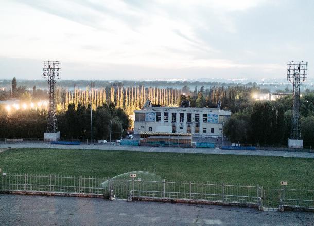 7 млн рублей отдадут только за проект нового центрального стадиона в Волжском