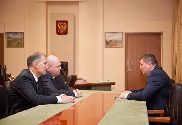 ВВолгограде срабочей поездкой побывал заместитель министра внутренних делРФ