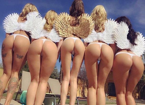 Эротический салон в Волгограде сравнил своих проституток с белокурыми ангелами