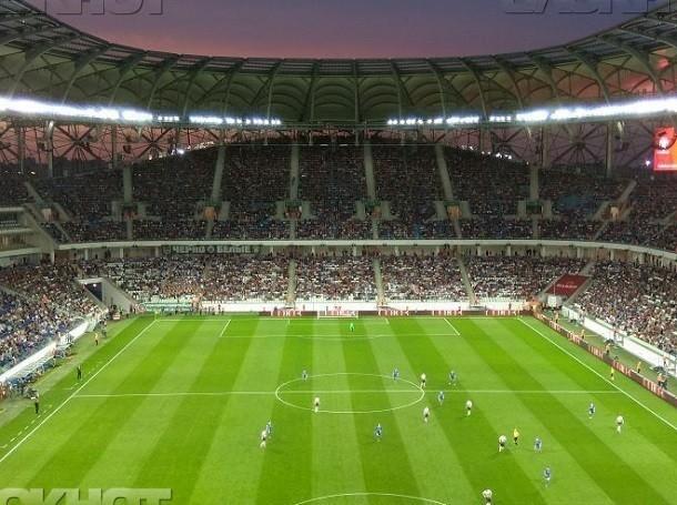 Стадион «Нижний Новгород» вошел втоп-5 самых заполняемых аренЧМ